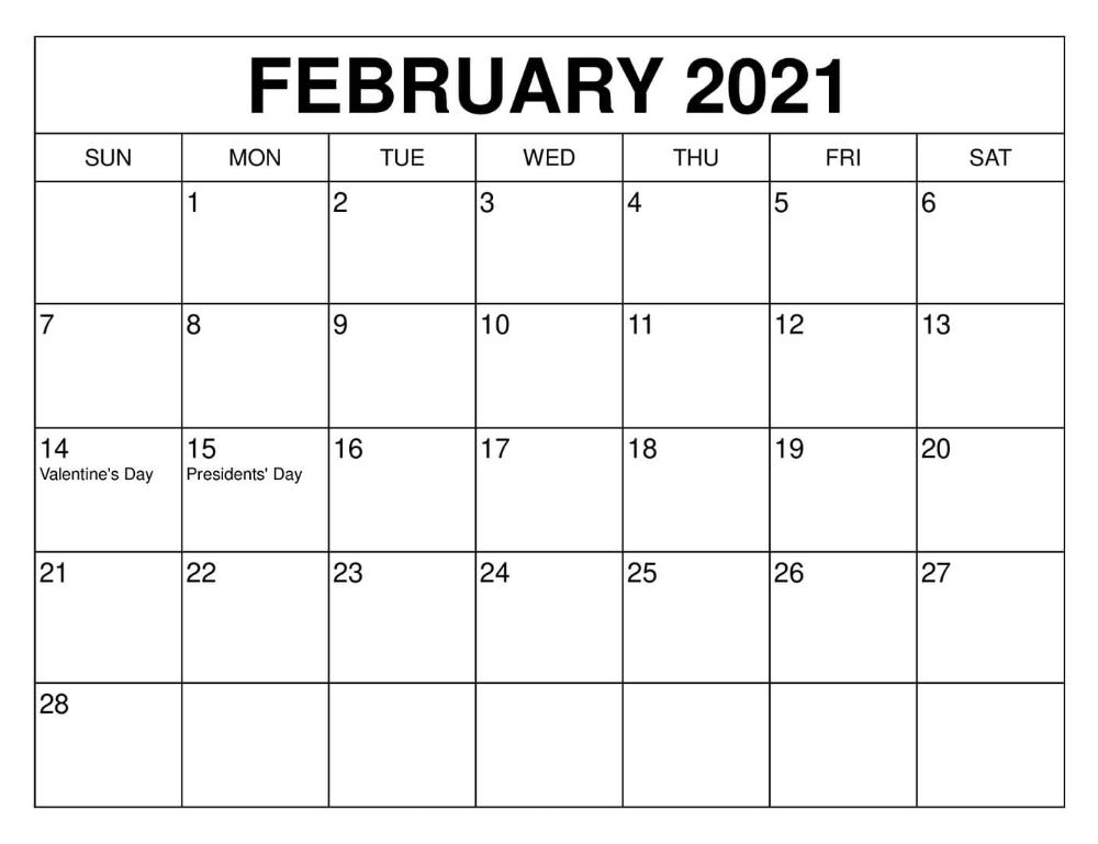 February 2021 Islamic Calendar