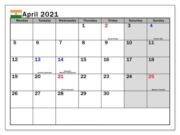 Printable Calendar  Australia