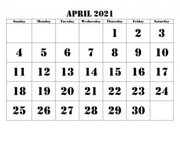 Calendar February 2021 Printable For Meetings