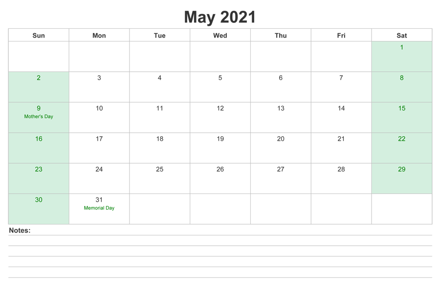 May 2021 Calendar with Holidays Sri Lanka