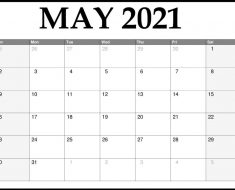 May 2021 Calendar with Holidays UK