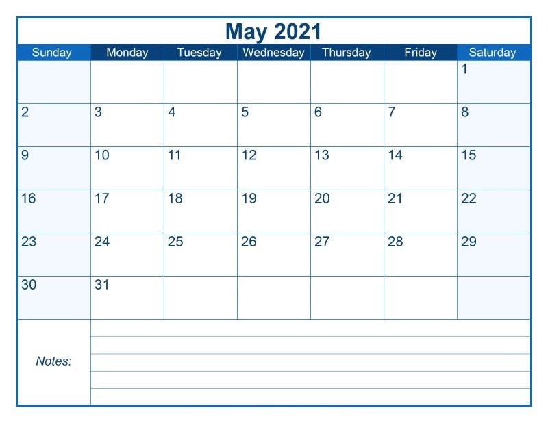 May 2021 Hindu Calendar