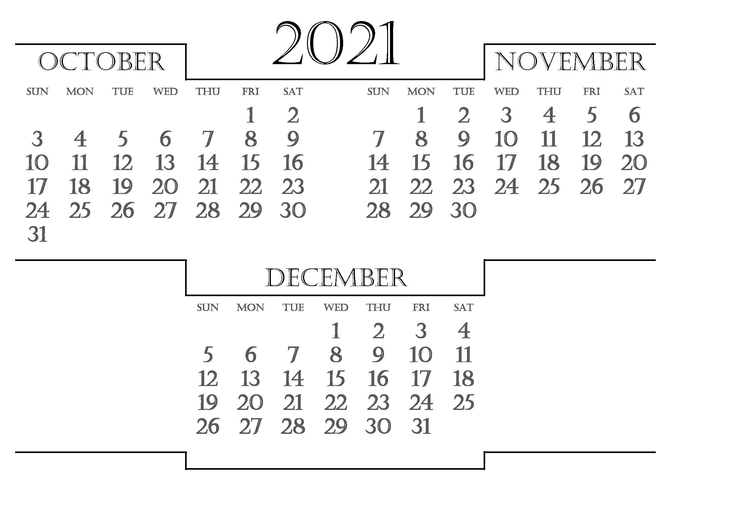 2021 December Calendar Malayalam