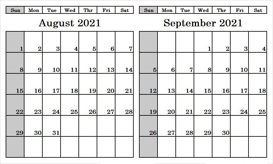 August 2021 Calendar With Holidays South Africa