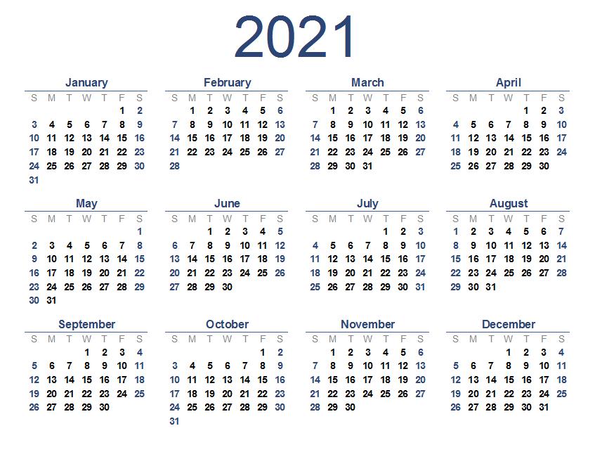 August 2021 Hindu Calendar