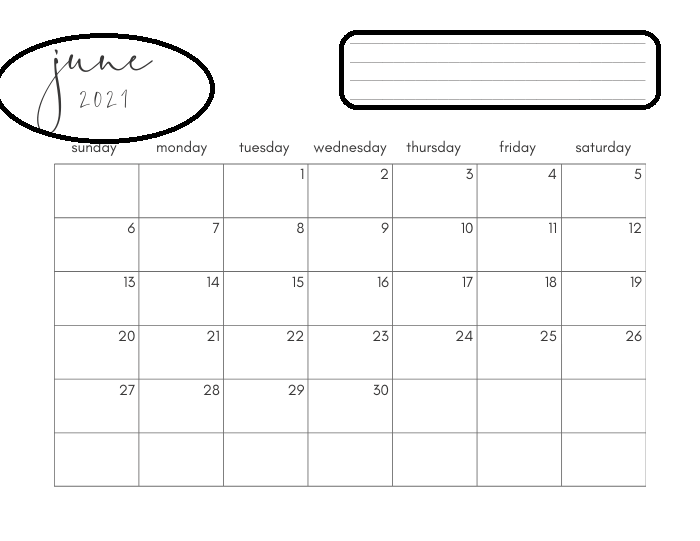 June 2021 Calendar With Holidays Philippines