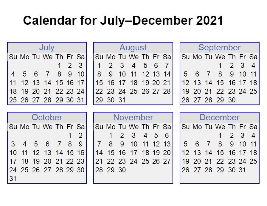 September 2021 Calendar Template Google Docs