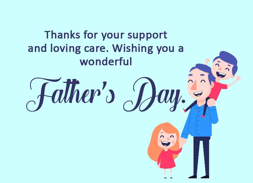Happy Belated Father's Day Images