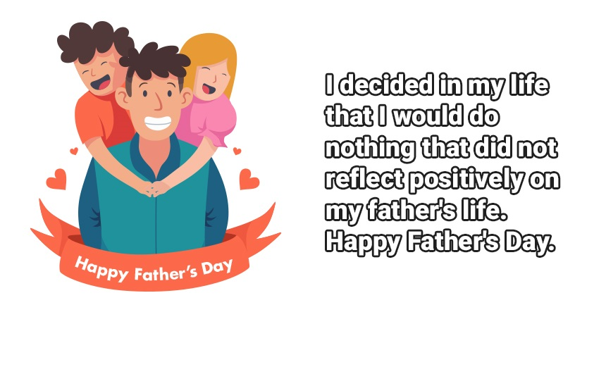 Happy Father's Day Quotes in Marathi