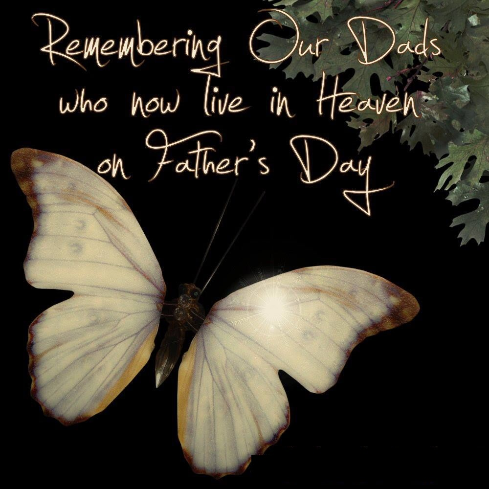 Happy Father's Day in Heaven Images