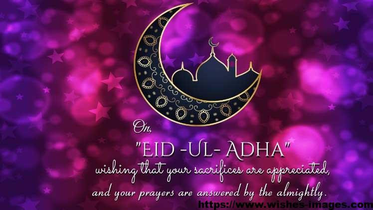 Eid Ul Adha Greetings in Hindi