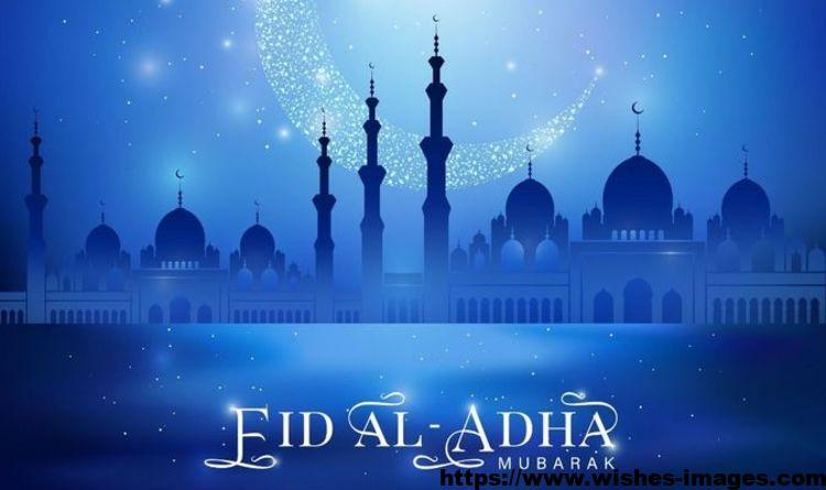 Eid Ul Adha Greetings in Urdu