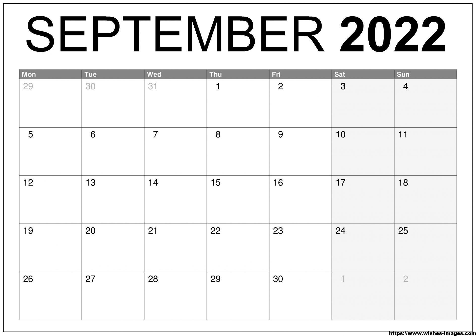 2021 and 2022 Printable Calendar One Page