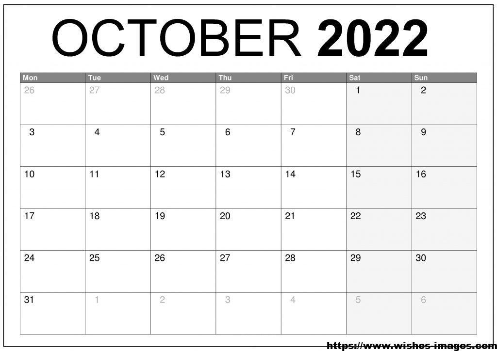 2022 fiscal calendar excel